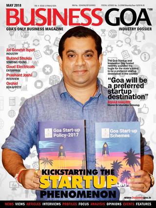 Business Goa May 2018 Image